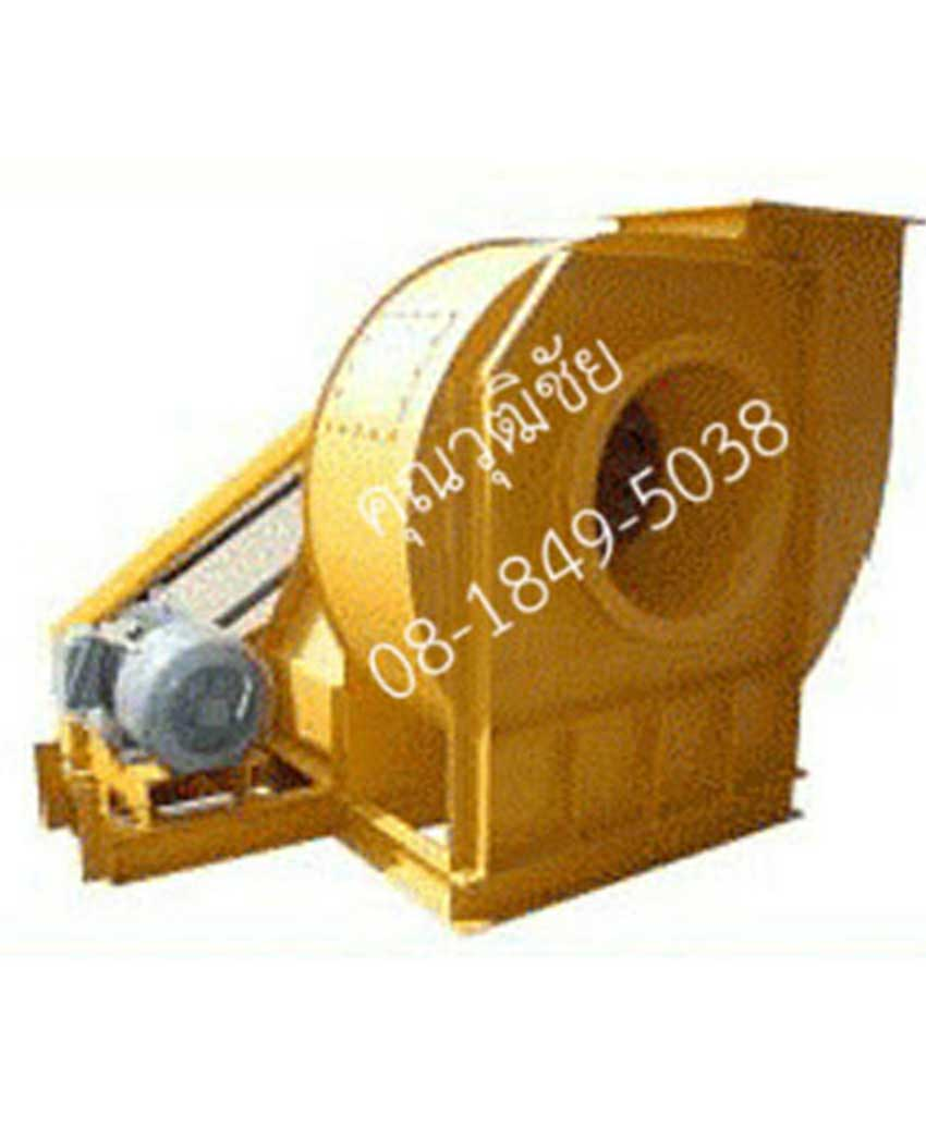 Specification MSB Backward incline single inlet belt drive